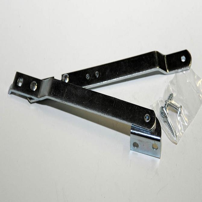 Zinc Plated National Hardware N495-800 Table Leg Braces