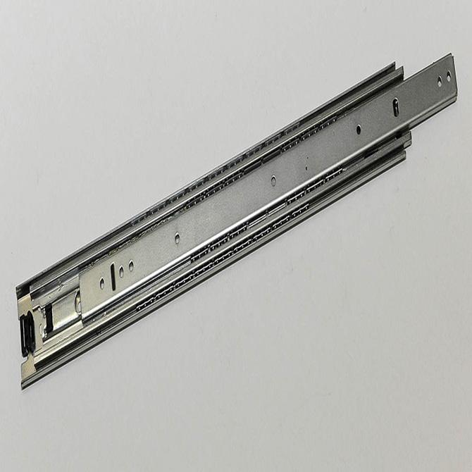 16 inch drawer slide full extension drawer slide accuride 3301. Black Bedroom Furniture Sets. Home Design Ideas
