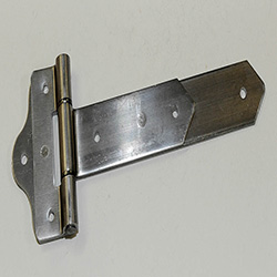 Strap Hinges: Large Inventory Truck & Trailer Strap Hinges